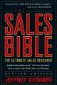 Show product details for The Sales Bible: The Ultimate Sales Resource, Revised Edition