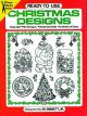 Show product details for Ready-to-Use Christmas Designs (Dover Clip Art Ready-to-Use)