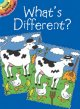 Show product details for What's Different? (Dover Little Activity Books)