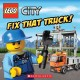 Show product details for LEGO City: Fix That Truck!