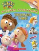 Show product details for Tickety Toc: Treasure Time - Sticker Storybook