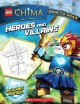 Show product details for LEGO Legends of Chima: How to Draw: Heroes and Villains