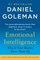 Show product details for Emotional Intelligence: Why It Can Matter More Than IQ