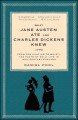 Show product details for What Jane Austen Ate and Charles Dickens Knew: From Fox Hunting to Whist-the Facts of Daily Life in Nineteenth-Century England