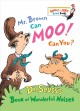 Show product details for Mr. Brown Can Moo, Can You : Dr. Seuss's Book of Wonderful Noises (Bright and Early Board Books)