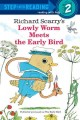 Show product details for Richard Scarry's The Early Bird (Step-Into-Reading, Step 2)