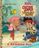 Show product details for A Skipping Day (Disney Junior: Jake and the Neverland Pirates) (Little Golden Book)