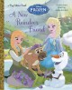 Show product details for A New Reindeer Friend (Disney Frozen) (Big Golden Book)