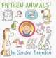 Show product details for Fifteen Animals! (Boynton on Board)