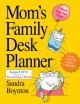 Show product details for Mom's Family Desk Planner 2016