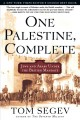 Show product details for One Palestine, Complete: Jews and Arabs Under the British Mandate