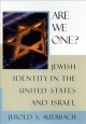 Show product details for Are We One?: Jewish Identity in the United States and Israel