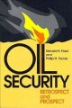 Show product details for Oil Security: Retrospect and Prospect