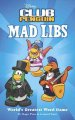 Show product details for Disney Club Penguin Mad Libs