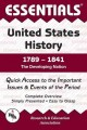 Show product details for Essentials of United States History 1789-1841 : The Developing Nation (Essentials)