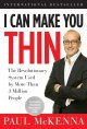 Show product details for I Can Make You Thin: The Revolutionary System Used by More Than 3 Million People (Book and CD)