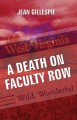 Show product details for A Death on Faculty Row