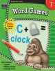 Show product details for Ready-Set-Learn: Word Games Grd 1 (Ready Set Learn)