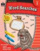 Show product details for Ready-Set-Learn: Word Searches Grd 1