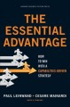 Show product details for The Essential Advantage: How to Win with a Capabilities-Driven Strategy