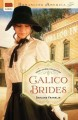 Show product details for CALICO BRIDES (Romancing America)
