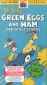 Show product details for Dr. Seuss: Green Eggs and Ham and Other Stories [VHS]