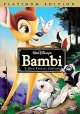 Show product details for Bambi (2-Disc Special Platinum Edition)