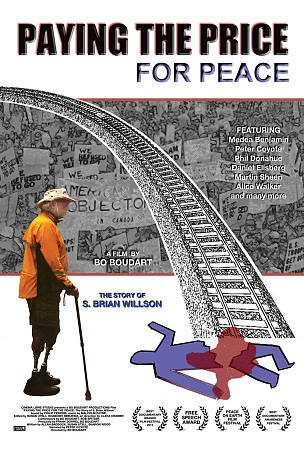 Paying the Price for Peace: The Story of S. Brian Willson
