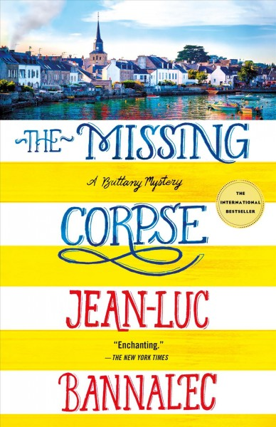 The missing corpse : a Brittany mystery