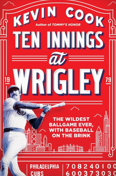 Ten innings : the wildest ballgame ever, with baseball on the brink