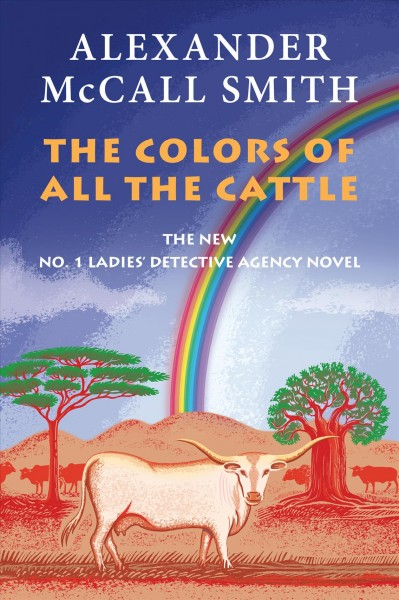 The colors of all the cattle (large print)