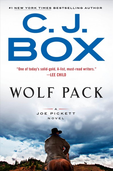 Wolf pack : a Joe Pickett novel (large print)