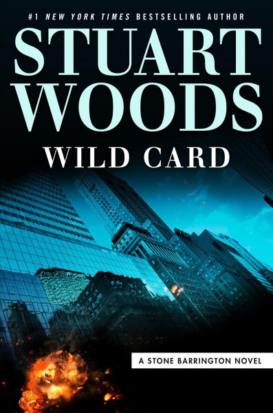 Wild card (large print)