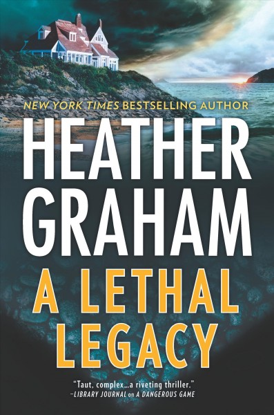 A lethal legacy (large print)