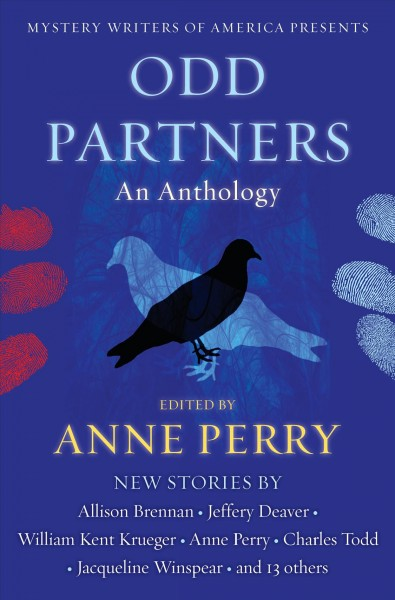 Mystery writers of America presents odd partners : an anthology