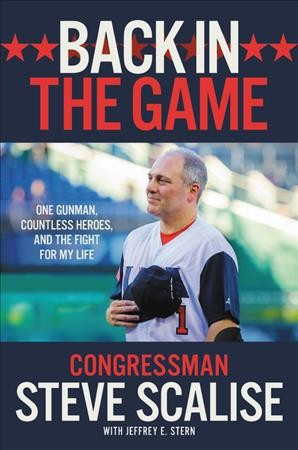 Back in the game : the majority whip's remarkable fight for his life