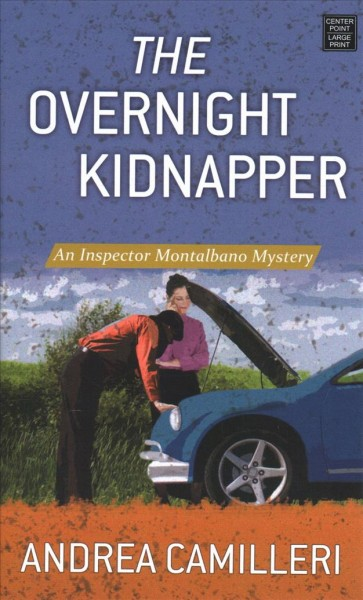 The overnight kidnapper (large print)