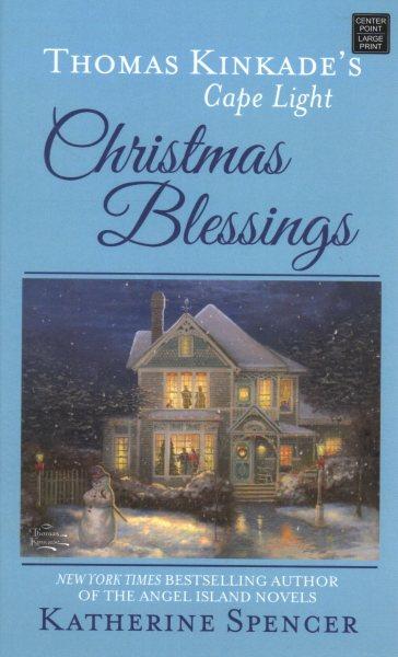 Christmas blessings (large print)