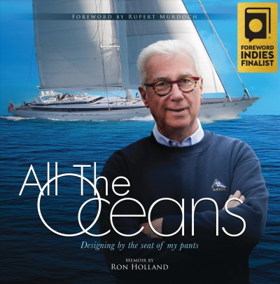 All the Oceans : Designing by the Seat of My Pants
