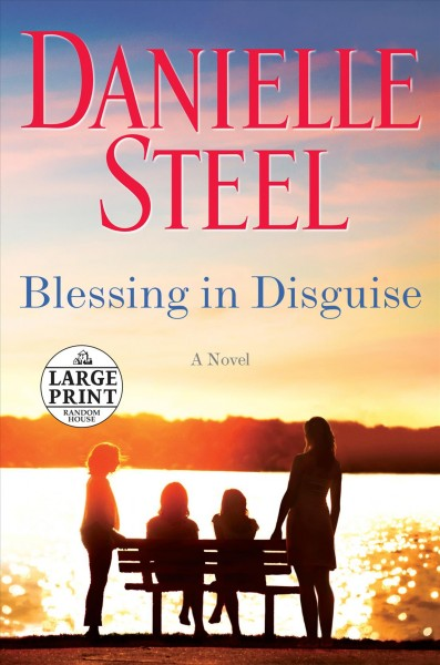 Blessing in disguise (large print)