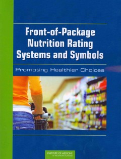 Cover image for Front-of-package nutrition rating systems and symbols promoting healthier choices