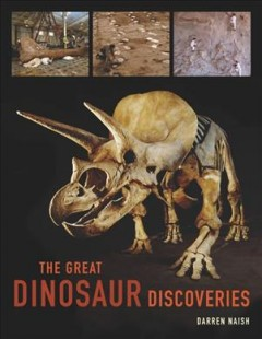 Cover image for The great dinosaur discoveries