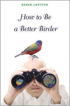 Cover image for How to be a better birder