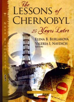 Cover image for The lessons of Chernobyl 25 years later