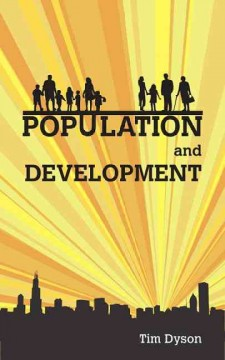 Cover image for Population and development the demographic transition
