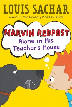 Bookjacket for  Marvin Redpost: Alone in His Teacher's House