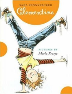 Bookjacket for  Clementine
