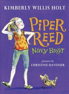 Bookjacket for  Piper Reed, Navy Brat