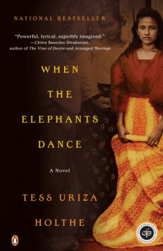 Image of eBook title, When the Elephants Dance