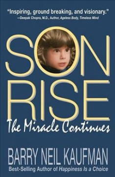 Book cover for Son-Rise: The Miracle Continues